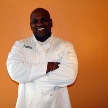 Bryce Fluellen, Owner/Chef of YAMS Catering