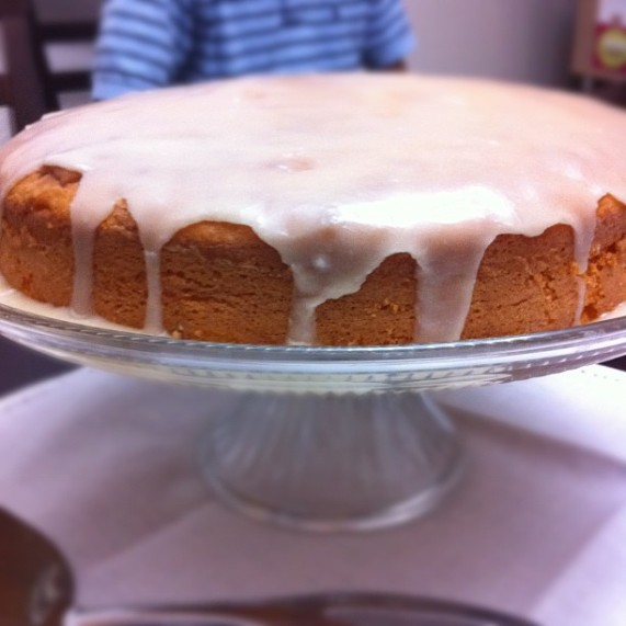 Spiced Yam and Orange Cake - Kwanzaa Culinarians