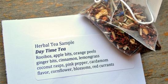 Daytime Tea