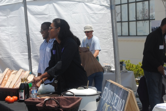 SJLI Eat Real Fest - The Duo Dishes