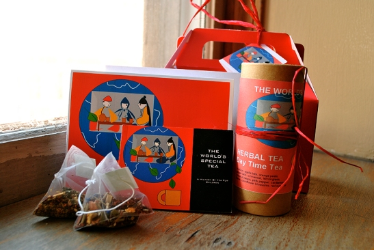 A Gift of Tea's Children's Gift