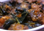 Braised Oxtails and Collards - Kwanzaa Culinarians