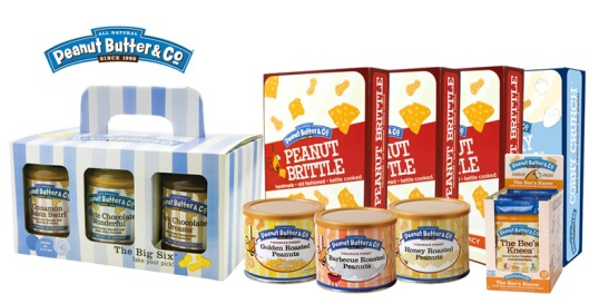 Peanut Butter & Co. Prize Pack