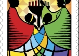 2011 National Kwanzaa postage stamp