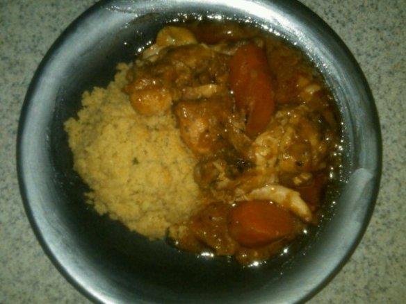 Imani: Senegalese-Inspired Chicken Peanut Stew | Kwanzaa Culinarians