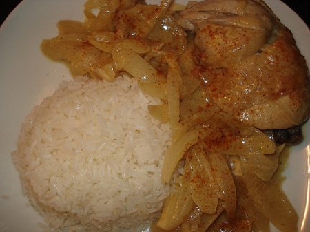 "Chicken Yassa by Steven ""Konata"" Allwood"