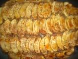 Apple Tart Recipe by Tina Shoulders
