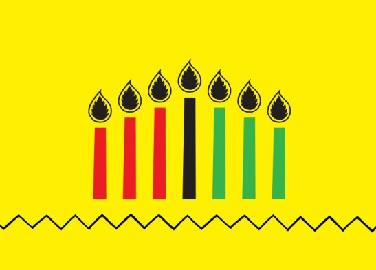 Kwanzaa Illustration by Lulu Kitololo