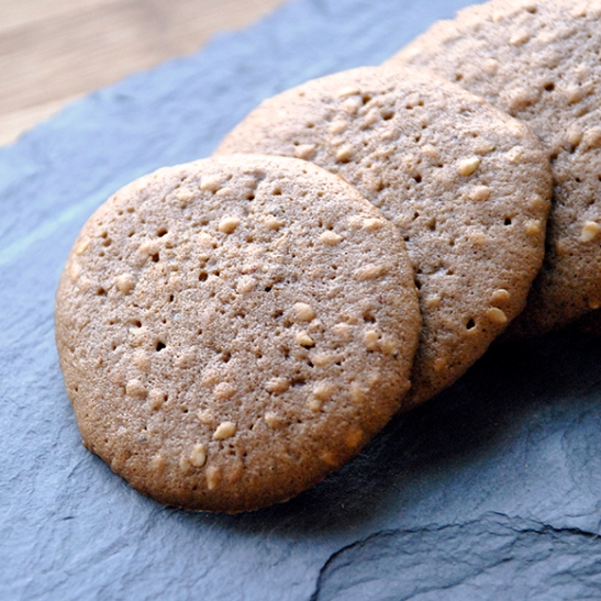 Cacao Benne Cookies