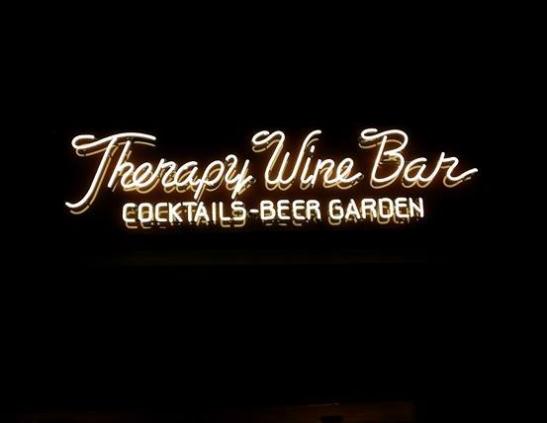 Therapy Wine Bar, Brooklyn, NY