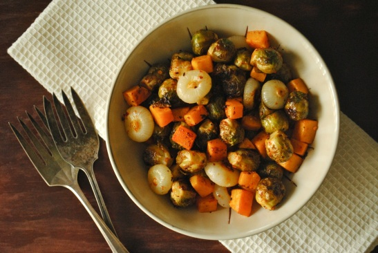 Roasted Piri Piri Vegetables - The Duo Dishes