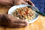 """Braised Pork Neck and Cabbage Recipe, From """"The Hungry Hutch"""""""
